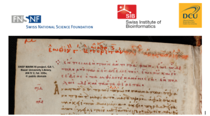 VREs and Ancient Manuscripts Conference 2020