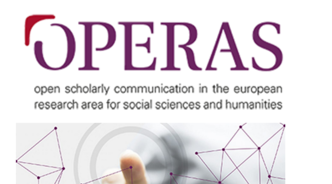 OPERAS-P: article on new Models of Scholarly writing